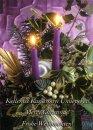 Karácsonyi képeslap -110x155 mm - oldalra nyitható - elején 3 nyelvű szöveg -39 db-os készlet