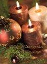 Karácsonyi képeslap - 145x105 mm